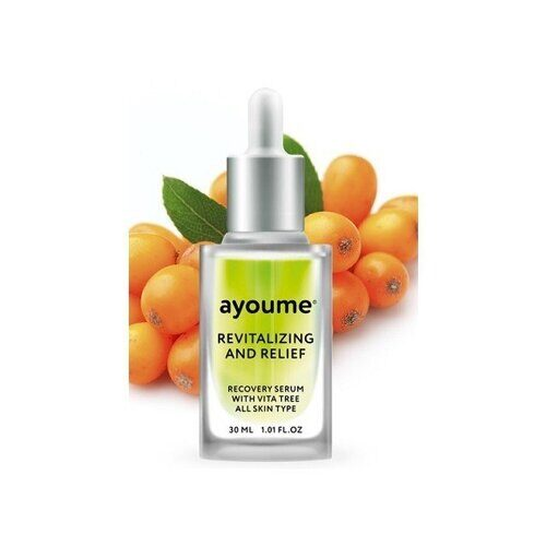 AYOUME Сыворотка для лица восстанавливающая Vita Tree Revitalizing & Relief Serum