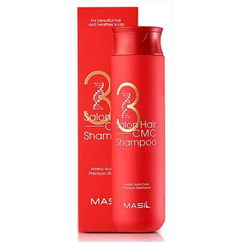 MAS Шампунь MASIL 3SALON HAIR CMC SHAMPOO 300ml