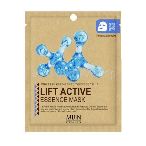 Mijin Тканевая маска Лифтинг Lift Active Essence Mask