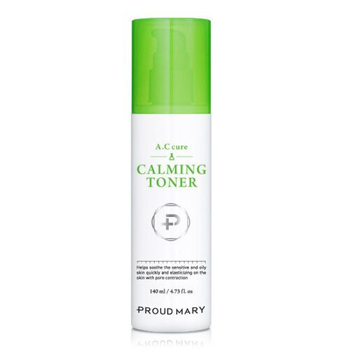 PROUD MARY Тонер AC Cure Calming Cleanser 140 мл